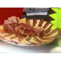 assortiment raclette (6,95€/personne)