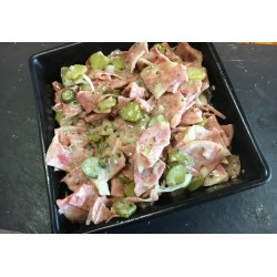 museau de porc à la lyonnaise250gr