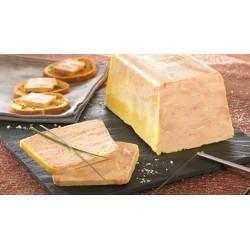 Terrine foie gras de canard entier maison/100gr
