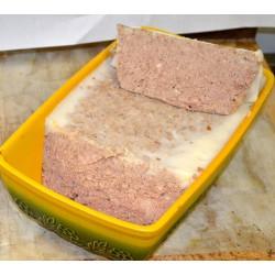 rillette de porc 250GR